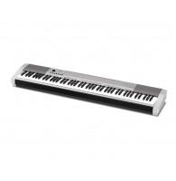 CDP-130SR, цифровое фортепиано без подставки (цвет серебристый)