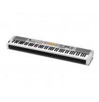 CDP-230RSR, цифровое фортепиано без подставки (цвет серебристый)
