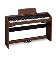 Privia PX-760BN, цифровое фортепиано с подставкой (цвет коричневый)
