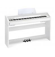 Privia PX-760WE, цифровое фортепиано с подставкой (цвет белый)