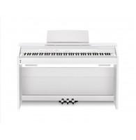 Privia PX-860WE, цифровое фортепиано с подставкой (цвет белый)