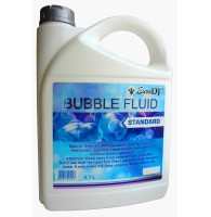 Жидкость для генераторов мыльных пузырей EURO DJ Bubble Fluid STANDARD, 4,7L