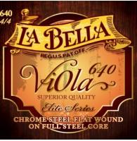 Струны для альта La Bella 640
