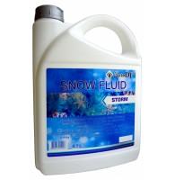 Жидкость для генераторов снега EURO DJ Snow Fluid STORM, 4,7L