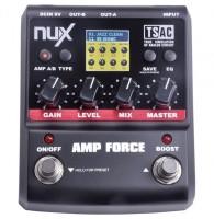 Эмулятор гитарных усилителей NUX AMP FORCE