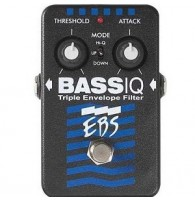 EBS BassIQ - басовый огибающий фильтр