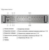 PROAUDIO AS-3210 - контроллер целостности линий громкоговорителей