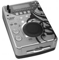 EUROSOUND El Divino - одиночный настольный CD/MP3 проигрыватель с цифровыми эффектам