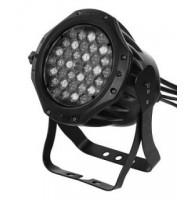 EURO DJ LED-1W AWB (25) - светодиодный светильник, 36 LEDs