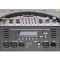 """EUROSOUND FOCUS-1100A-v2 - комплект активных колонок, 900 Вт, 15"""""""