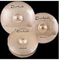 Turkish M-Set 3 - комплект тарелок