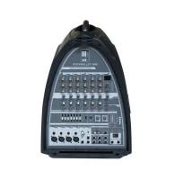"""EUROSOUND ROCKBULLET-1000 - акустический комплект в пластиковом саквояже, 10"""",  300Вт"""