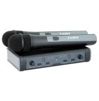 PROAUDIO DWS-807HT - Радиосистема с двумя вокальными микрофонами