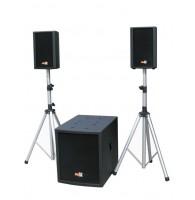 FREE SOUND FOCUS-LITE 12-v2 - Активный акустический комплект