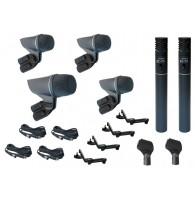 PROAUDIO DRUM SET-6 - комплект для подзвучки барабанов