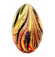 Terre 38440257 - Шейкер-яйцо, материал ротанг, 10 см