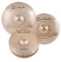 Turkish SH-Set 1 - Комплект тарелок, серия Sehzade, 14-16-20