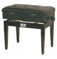 BRAHNER BP-150/BK - Банкетка для рояля/пианино, с подъемным механизмом (регулируемая)