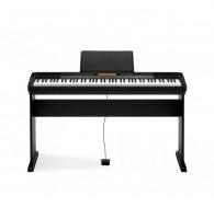 Casio CDP-230RBK, цифровое фортепиано со стойкой (цвет черный)