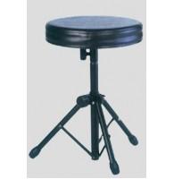 VESTON KB001 -  Стульчик пианиста (барабанщика) поворотный с регулируемой высотой, складной