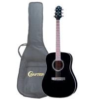CRAFTER MD-58/BK+Чехол - Акустическая гитара  с фирменным чехлом в комплекте
