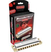 HOHNER Marine Band Thunderbird Low F (M201116X) - губная  гармоника - разработана совместно с Joe Filisko