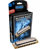 HOHNER Blues Harp 532/20 MS G (M533086X) - губная  гармоника - Richter Modular System (MS)