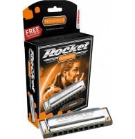 HOHNER Rocket 2013/20 A (M2013106X) - губная гармоника - корпус пластик ABS, крышки из нержавеющей стали
