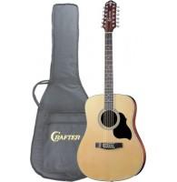 CRAFTER MD-50-12/N+Чехол - 12 струнная гитара  с фирменным чехлом в комплекте