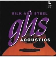 GHS 345 - Струны для акустической гитары