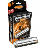 HOHNER Rocket 2013/20 E (M2013056X) - губная гармоника - корпус пластик ABS, крышки из нержавеющей стали