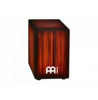 MEINL HCAJ2RTS - кахон, цвет: Rojo Tiger Striped