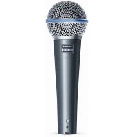 SHURE BETA 58A проводной динамический суперкардиоидный вокальный