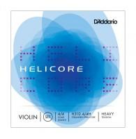 D ADDARIO H310 4/4H helicore струны скрипичные 4/4 Heavy
