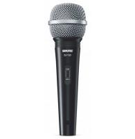 SHURE SV100-A микрофон динамический вокально-речевой с выключателем и кабелем