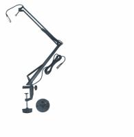 VESTON MS024 - микрофонная стойка - пантограф с креплением к столу