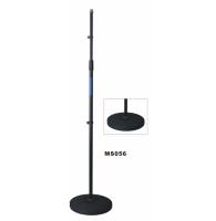 VESTON MS056 стойка микрофонная прямая, с круглым основанием