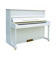Becker CBUP-118PW пианино белое полированное, банкетка в комплекте