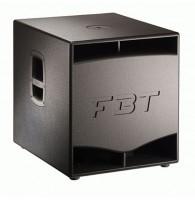 FBT ProMaxX 15SA - Акт.суб, 800Вт RMS, 136дБ, 38-120 Гц, DSP, 15
