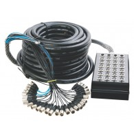 OnStage SNK244100 - мультикор 24х4, длина 30.48 м