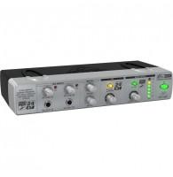 Behringer MIX800 - Караоке-процессор для работы с источ.сигнала(2 микр входа, функц.подав.вокала)