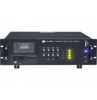 Show PA-1680TM - трансляц.система  680 вт, 70/100в, MP3, AMFM,3 зоны