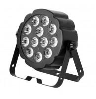 Involight LEDSPOT124 - светодиодный  прожектор, 12 х 5 Вт RGBW мультичип, DMX