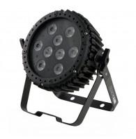 Involight LEDPAR95W - светодиодный всепогодный прожектор, 9 шт. по 10 Вт RGBWA мультичип