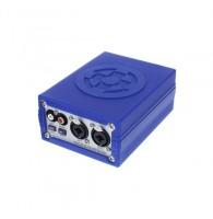 KLARK TEKNIK DN200 - 2-х канальный активный Di-box