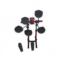 Ddrum DD BETA D LITE - Электронная барабанная установка (модуль, 5 пэдов, рама, 2 педали)