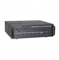 SHOW PS-4806 - трансляционная система 480 вт, 100В/4 ом, 6 зон, со встроенным MP3, FM