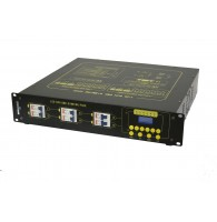 Involight DD6 - диммер, 6 каналов, 2,2 кВт на канал, дроссели, DMX-512, аналоговое 0-10 В