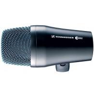 Sennheiser E902 - Динамический микрофон для  бас-бараб., бас-гитар. комб., контраб, 20 - 18000 Гц,