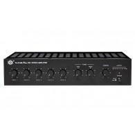 Show TA-512M PLUS - трансляционный усилитель мощности 120Вт,4-16Ом, 25/70/100В,4m/L+1AUX, 220/DC-24В